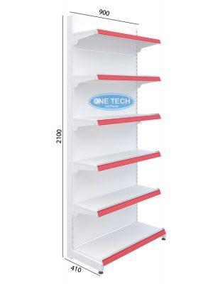 Kệ đơn tôn liền 6 tầng x C210 x D90 (cm)
